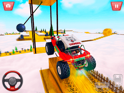 Mountain Truck Stunt 2020: Impossible Climb Master for PC-Windows 7,8,10 and Mac apk screenshot 8