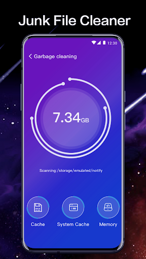 Wind Speed Cleaner screenshot 1
