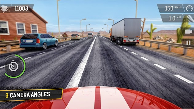 Racing Fever APK screenshot thumbnail 1