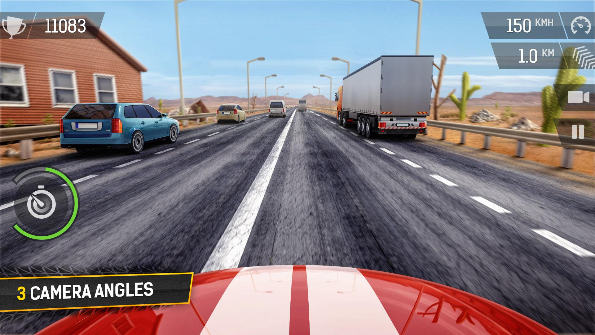 Racing Fever (MOD, Unlimited Money) 1