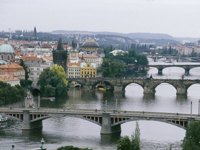 Photo Croisière sur la rivière Vitava