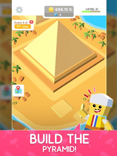 Idle Landmark Tycoon - Builder Game 1.28 Screenshots 9