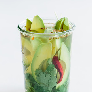 Avocado Pickles.