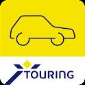 Touring Belgium - Logo
