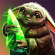 Square Baby Yoda: Cyber Casual Force Adventures for PC-Windows 7,8,10 and Mac
