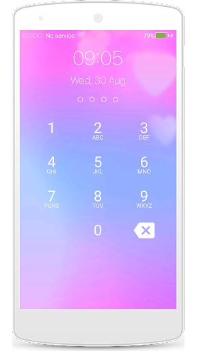 lock screen password 25.8 screenshots 9