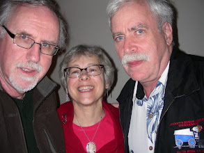 Photo: Ralph Sayle, Tina Duke, and Andy Goodrich
