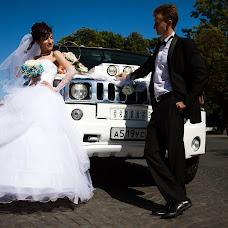 Wedding photographer Kristina Tolstikova (KroXa). Photo of 18.07.2013