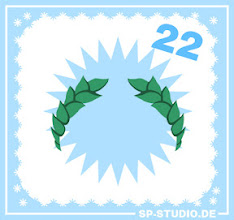 Photo: sp-studio.de Christmas Special, day 22: a laurel wreath. Your character can wear it from now on.