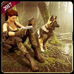 Secret Agent Lara Croft : Front Line Commando