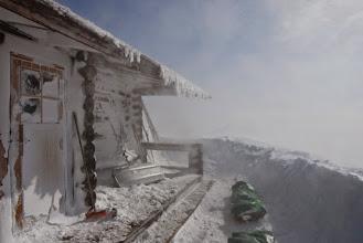 Kuva: myrskyn jälkiä