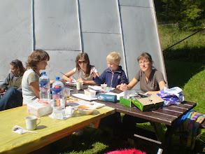 Photo: Umelecká škola Van Gogha alias Mária a Ivka!