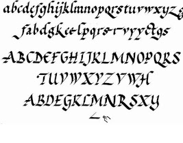 Calligraphy Lettering - screenshot thumbnail 05