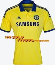 Photo: Chelsea 2ª * Camiseta Manga Corta * Camiseta Niño con pantalón