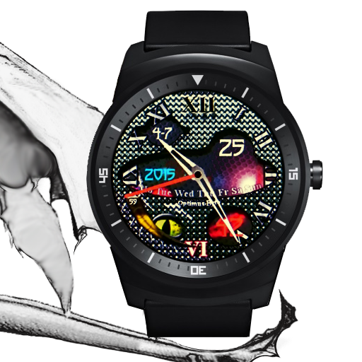 Dragon Knight Panzer Watchface