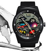 Animated Dragon Knight Panzer Watch Face