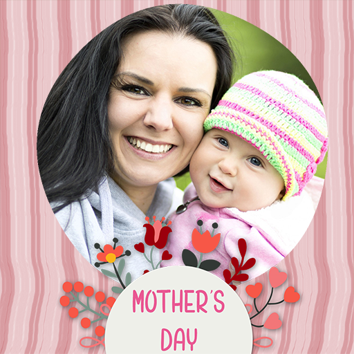 Happy Mother Day Photo Frames 2018