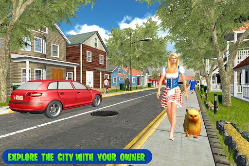 family pet cat simulator: simulation games screenshots 10