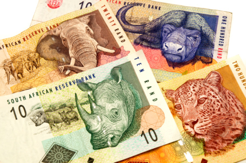 Rand notes. Picture: THINKSTOCK
