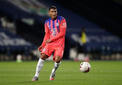 Thiago Silva pourrait être sanctionné pour ce geste après le match entre Chelsea et Fulham