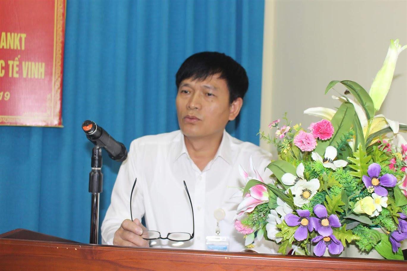 Lãnh đạo Cảng hàng không cảm ơn sự giúp đỡ của Công an tỉnh Nghệ An