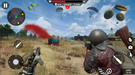 Commando Shooting Games 2020 - Cover Fire Action filehippodl screenshot 13