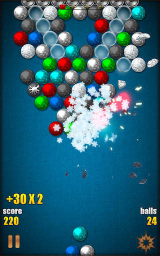 Magnetic Balls HD Free: Match 3 Physics Puzzle 2.2.0.9 screenshots 16