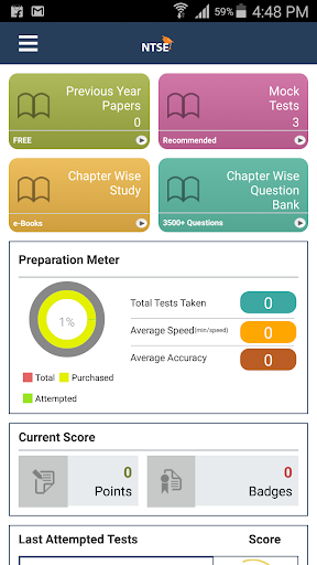 NTSE - McGraw Hill Education