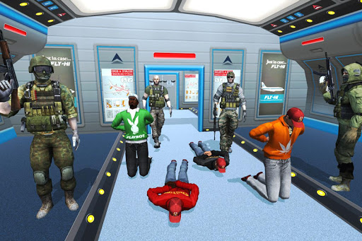 Plane Hijack Game :  Rescue Mission modavailable screenshots 14