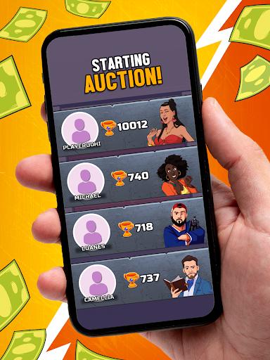 Bid Wars Stars - Multiplayer Auction Battles apktram screenshots 14