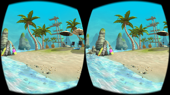 Hello Summer Beach VR v1.01 APK 2