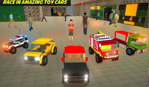 Shopping Mall electric toy car driving car games 1.1 13