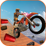 Air Stunt Bike Racing Icon