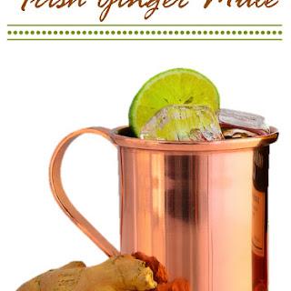 Irish Ginger Mule.