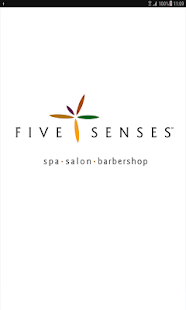 5 Senses Spa Salon Barbershop- screenshot thumbnail