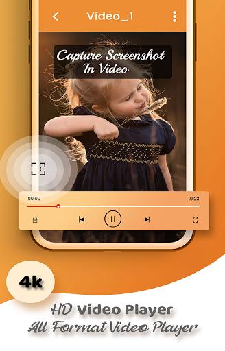 4K HD Video Player - All Format Video screenshot 10