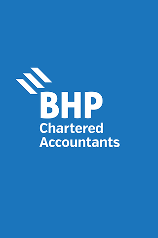 BHP Chartered Accountants- screenshot