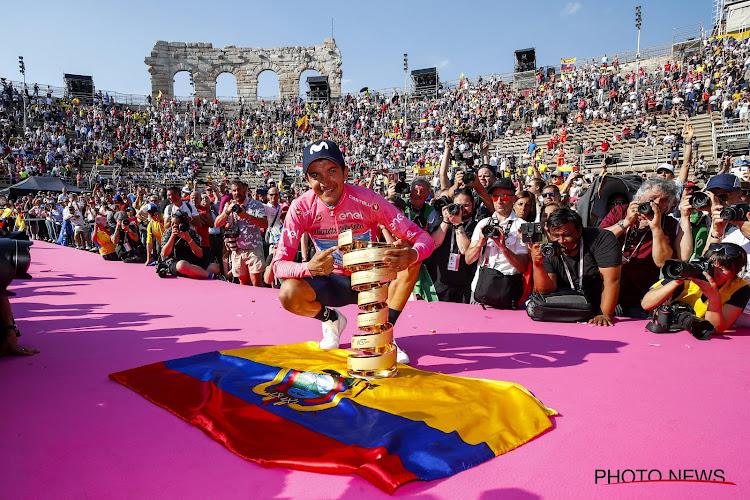 Giro lijkt nu al één van dé wielerevents van 2020 te worden met dank aan Spelen