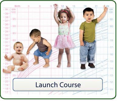 赤ちゃん健康グラフ