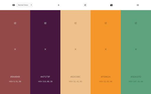 Pigments - Color Scheme Generator screenshots 10