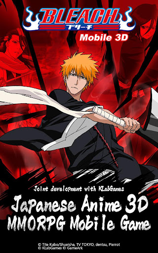 BLEACH Mobile 3D 40.0.0 screenshots 1