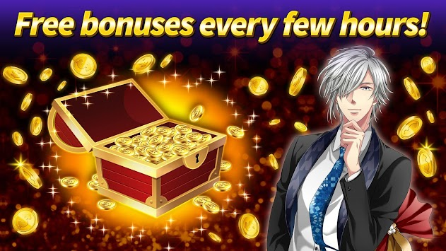 Win His Heart Slots - ANIME Casino Slot Machine