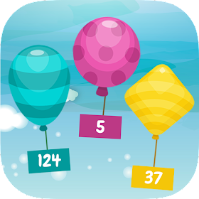 Kids Fun Math Balloon Games