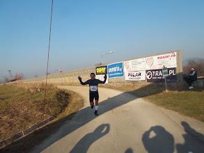 Zdjęcie: Jacek Łabudzki finiszuje !