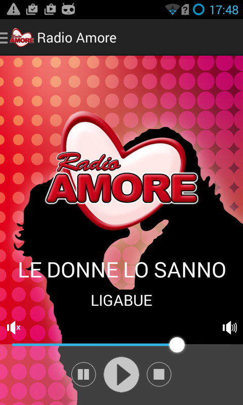 Radio Amore- screenshot