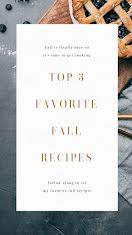 Favorite Fall Recipes - Facebook Story item