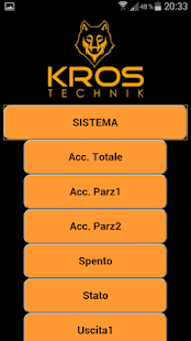 KROS SMS- screenshot thumbnail