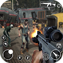 Zombie Hunter Assault Call Of War 2019 icon