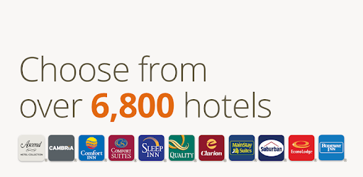 Choice Hotels - Apps on Google Play on