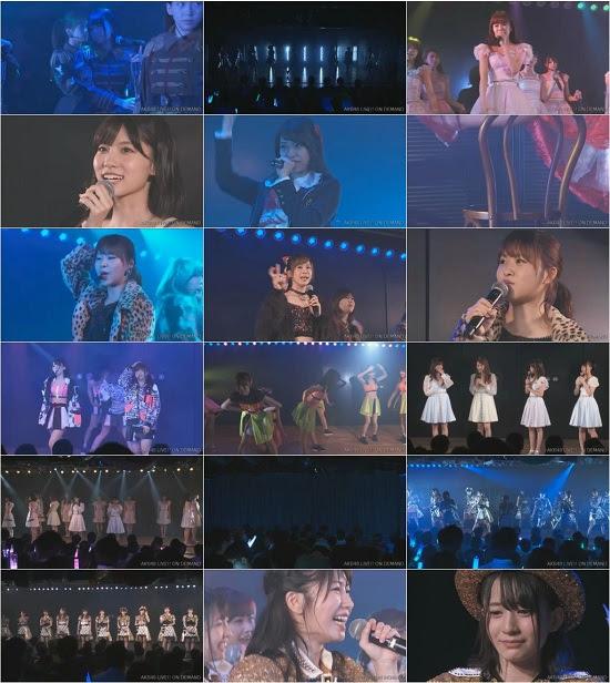 (LIVE)(720p) AKB48 チームA 「M.T.に捧ぐ」公演 佐々木優佳里 生誕祭 Live 720p 170914